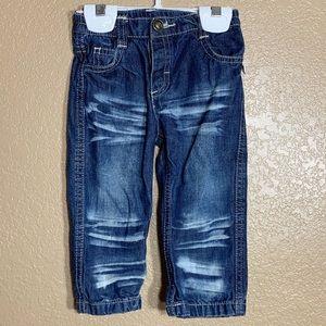 Kanz baby boy jeans 12 months